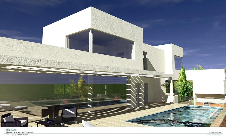 Nieuwbouw project villa Calpe