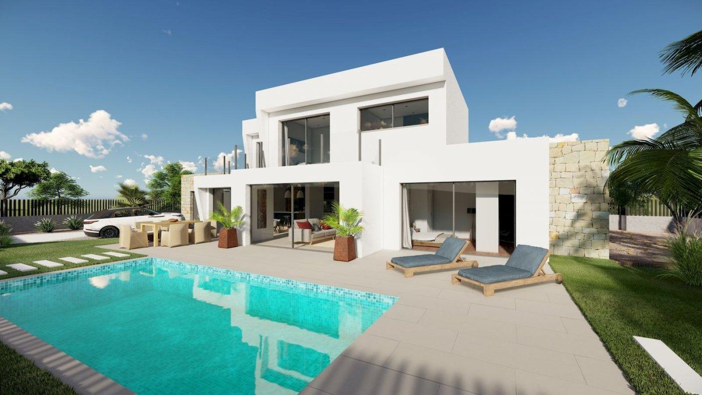 Nieuwbouw villa Calpe