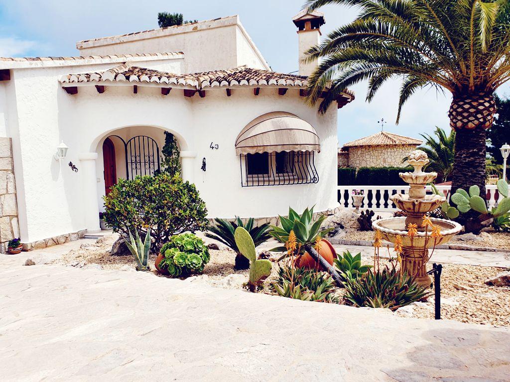 Villa te koop Calpe